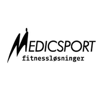 Medicsport 350x350 Logo